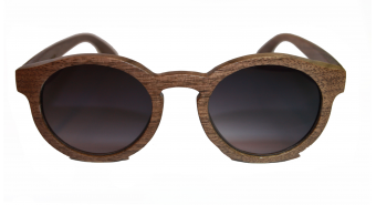 Wood Sunglasses W1306 walnut