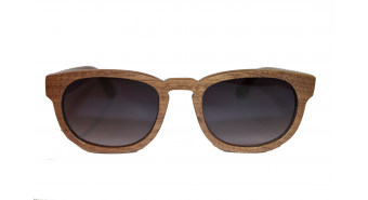 Wood Sunglasses W1406 walnut