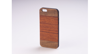 Wooden case for iPhone 6,6 s,6+ in walnut and sandalwood