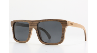 Wood Sunglasses W6095 walnut