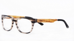 Wood Frame Glasses ZF109