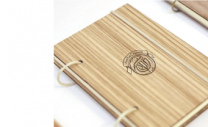 Corporate gifts made of wood